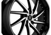 """Cheap 26 Inch Rims and Tires Package Used 26"""" Inch Lexani Artemis Wheel Tire Package Machine Black Wheels"""