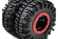 Cheap 4x4 Rims and Tire Packages Amazon Hobbysoul 2pcs Rc Rock Crawler 2 2 Mud Slingers Tires Od